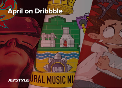JetStyle: April on Dribbble