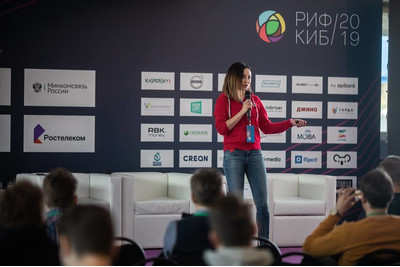 JetStyle at the Russian Internet Forum RIF 2019 in Moscow