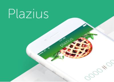 Case study: Mobile app redesign for Plazius