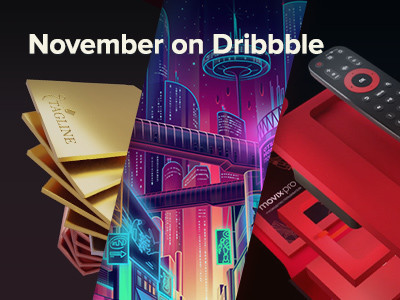JetStyle: November on Dribbble