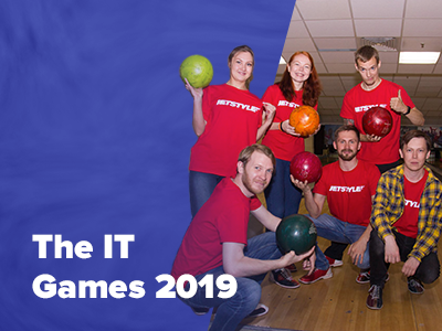 JetStyle: The IT Games 2019 – Bowling
