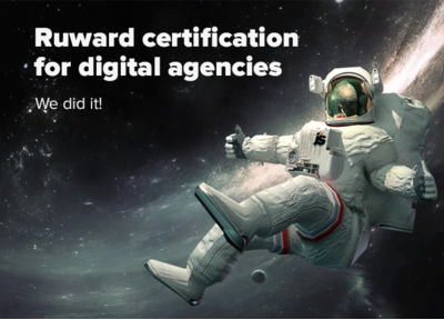 Ruward Certification for digital agencies: what is it and why did we do it?