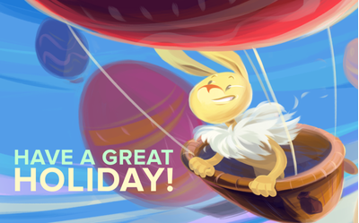 Happy Easter from JetStyle!