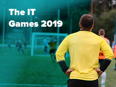 JetStyle: The IT Games 2019 – Mini-football