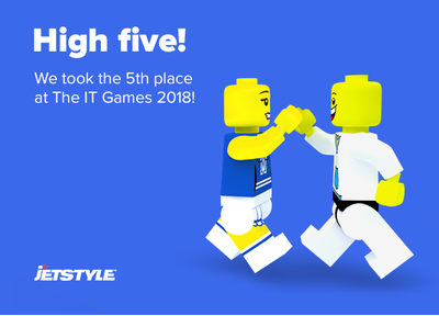 The IT Games 2018 – The Results