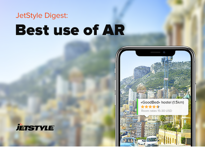 JetStyle Digest: Best use of AR