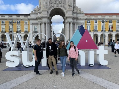 First time at the Web Summit: observations, impressions, thoughts