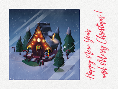 Festive greetings from JetStyle Team!