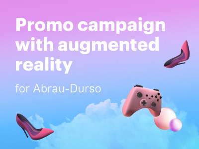 Case study: Augmented reality for Abrau-Durso