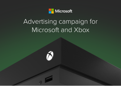 Case study: Advertising campaigns for Microsoft and Xbox