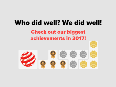 A year in review: our latest achievements and awards