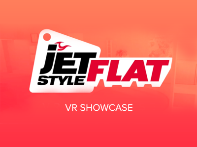 JetFlat – VR showcase app for real estate