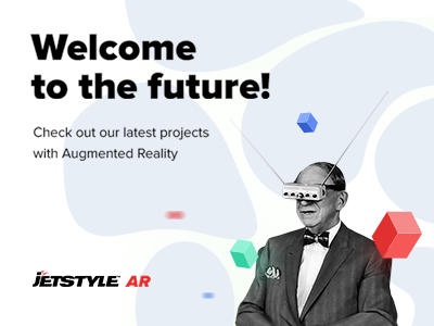 JetStyle: A selection of our AR projects