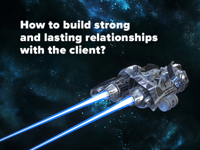 JetStyle: How to build strong and lasting relationships with the client?