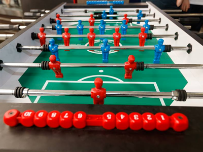 JetStyle: The IT Games 2018 – Table Soccer