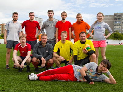 JetStyle: The IT Games 2018 – Mini-football