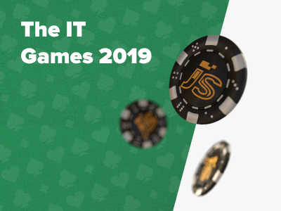 JetStyle: The IT Games 2019 – Poker