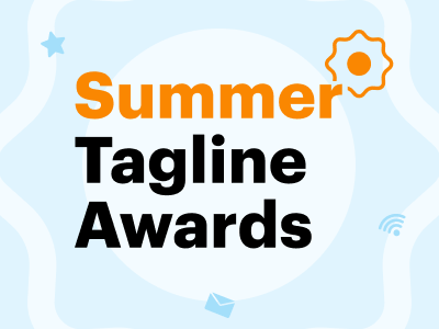Summer Tagline Awards 2020 – we did well!