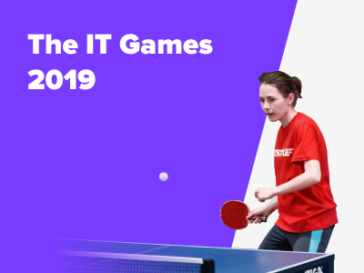 JetStyle: The IT Games 2019 – Table Tennis