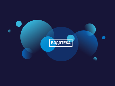 Case study: Design and layout of the website for Vodoteka