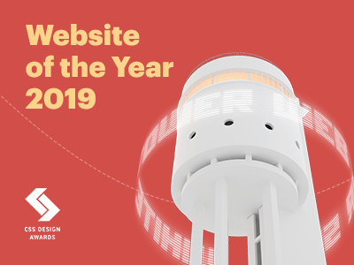 WebVR site for the White Tower is nominated for the CSS Design Awards Website of the Year