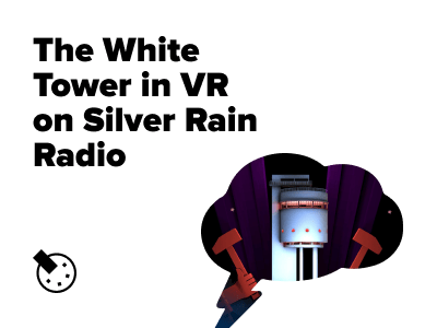 An Interview about the WebVR site for the White Tower – now with English subtitles
