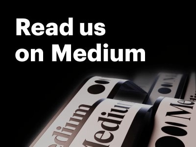 We are now on Medium – join us there!