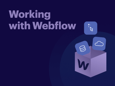 Sharing our experience: How to build a website without the help of developers using Webflow